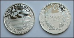 AC - 1984 SARAJEVO YUGOSLAVIA WINTER OLYMPIC GAMES TURKEY 1984 UNCIRCULATED - Turchia