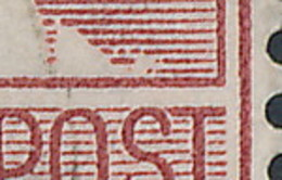 Berlin Nr. 31 VIII 'Schraffur Beschädigt' ~ Michel 60,00 Euro - Berlin (West)