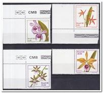 Brazilië 1980, Postfris MNH, Flowers, Orchids - Ongebruikt