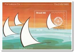 Brazilië 1980, Postfris MNH, BRAPEX - Brazilië