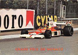 MONACO- GRAND PRIX DE MONACO- MAC LAREN - Monaco