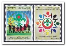 Bangladesh 2016, Postfris MNH, Scouting - Bangladesh