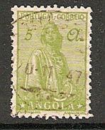 005504 Angola 1932 5 A FU - Angola