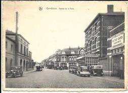 CPA / AK / PK   -  GEMBLOUX  Avenue De La Gare  ( Taxis , Oldtimer , Gare ) - Gembloux