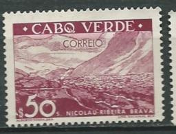 Cap Vert Portuguais   -   Yvert N° 251  (*) -  Ai24424 - Cape Verde