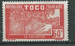 Togo  Français -   Yvert N° 145 (*)  -  Ai24433 - Togo (1914-1960)