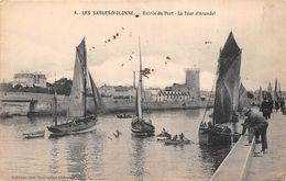 85 - Sables-D'Olonne - Entrée Du Port - La Tour D'Arundel - Sables D'Olonne