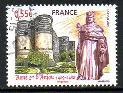 FRANCE. N°4326 Oblitéré De 2009. René 1er D'Anjou. - Oblitérés