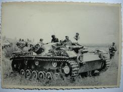 PHOTO FOTO WW2 WWII : Canon D'Assaut ** StuH 42 - Sturmhaubitze 42, Ausf. G ** - Guerre, Militaire
