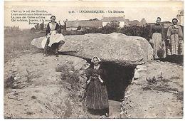 DOLMEN - LOCMARIAQUER - Dolmen & Menhirs
