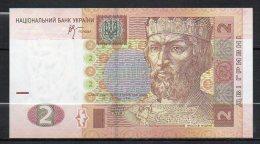 529-Ukraine Billet De 2 Hryven 2005 EM803 Neuf - Ukraine