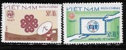 Vietnam 1983 World Communication Year MNH - Vietnam
