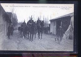 SOISSONS ENVIRONS CAVALERIE - France