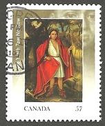 Sc. # 2382 Four Indian Kings, Ho Nee Yeath Taw No Row, CDC Single Used 2010 K723 - 1952-.... Règne D'Elizabeth II