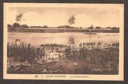 5 - Saint-Joachim - La Grande Brière ( Barque ) - Saint-Joachim
