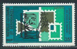 Nouvelle Calédonie  - 1977 -  Exposition Philatélique  - N° 411  - Neuf ** - MNH - Nueva Caledonia
