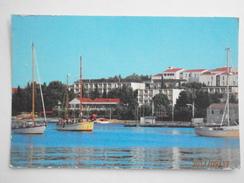 Postcard Korcula Croatia Hotel Park Marko Polo PU 1986 My Ref  B11650 - Croatia