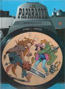 """LES PAPARAZZI """" MASSACRE A LA UNE """"  - MAZEL / CAUVIN - E.O. JUILLET 2000  DUPUIS - Paparazzi, Les"""