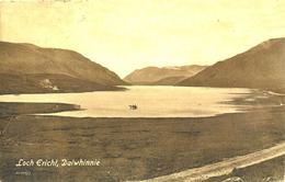 INVERNESS - DALWHINNIE - LOCH ERICHT  Inv52 - Inverness-shire