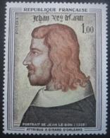 France N°1413 Roi De France JEAN II LE BON Neuf ** - Königshäuser, Adel