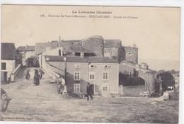 Meurthe-et-Moselle - La Lorraine Illustrée - Environs De Pont-à-Mousson - Dieulouard - Entrée Du Château - Domevre En Haye
