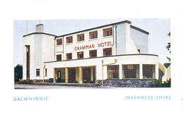 INVERNESS - DALWHINNIE - GRAMPIAN  HOTEL  Inv78 - Inverness-shire