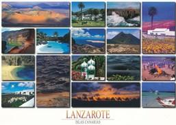 AK 2009 Spanien Lanzarote MBK - Lanzarote