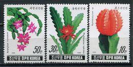 Korea 1990 Corea / Cactus MNH Kaktus / Cu4327  40-20 - Cactus