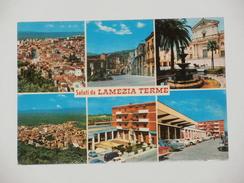 CATANZARO - Saluti Da Lamezia Terme - 6 Vedute - 1976 - Lamezia Terme