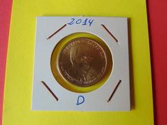 Dolar Presidentes 2014 D - EDICIONES FEDERALES