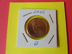 Dolar Presidentes 2015 D - Federal Issues