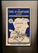 Hampshire Guide Aldershot Alton Andover Basingstoke Bournemouth Eastleigh Farnborough Gosport Havant Although New Milton - Cultural