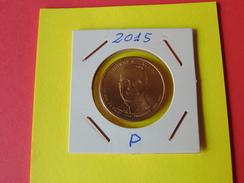 Dolar Presidentes 2015 P - EDICIONES FEDERALES