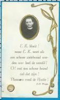 Relic   Reliquia     Eduardus  Poppe - Images Religieuses