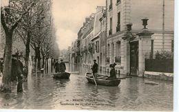 (51)  CPA  Meaux  1910 Cours Raoult  (Bon Etat) - Meaux