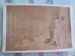 ANGLAIS. - FOTOGRAFIA ANTIGUA 16.5 X 10.5 CM - Ancianas (antes De 1900)