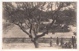 DAKAR - Place Protêt - Fortier 43 - Sénégal