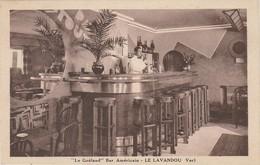 83 Le Lavandou Le Goëland Bar Américain Vue Du Bar - Le Lavandou