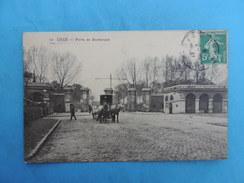 LILLE.- Porte De Dunkerque. - Lille