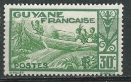 Guyane Française -  Yvert N° 117   *  - Ai24523 - Guyane Française (1886-1949)