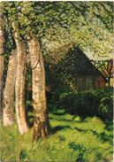 Hans AMENDE - Frühling In Worpswede   (99631) - Peintures & Tableaux