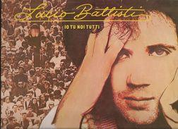 1 Vinyle ,Lucio Battisti , Io To Noi Tutti - Si Viaggiare - Questione Di Cellule .... Ed. Numero 1 ,N° PL.34006.  1977 - Other - Italian Music
