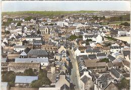 CP Landivisiau Vue Générale En Avion Au Dessus 29 Finistère - Landivisiau