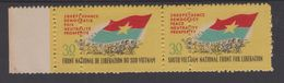 VIETNAM  NLF  ERROR  EXTRAPERF.  FLAG  **MNH  Michel  N+21/2  Réf  21 - Viêt-Nam
