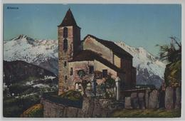 Altanca - Chiesa - Photo: Ermibio Beffa - TI Tessin
