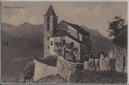 Chiesa D'Altanca - Animee - Photo: J. Gaberell - TI Tessin