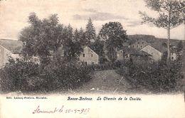 Basse-Bodeux - Le Chemin De La Coulée (Edit. Lecocq-Peeters, Précurseur) - Trois-Ponts