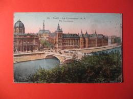 CPA   CARTOLINA    PARIS    PARIGI -  C 1161 - Unclassified