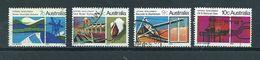 1970 Australia Complete Set Industry Used/gebruikt/oblitere - 1966-79 Elizabeth II