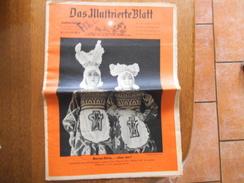 DAS ILLUSTRIERTE BLATT N°50 11 DEZEMBER 1937 - Revues & Journaux